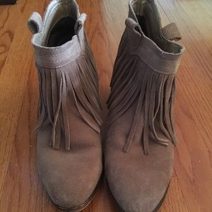 Fridge ankle booties